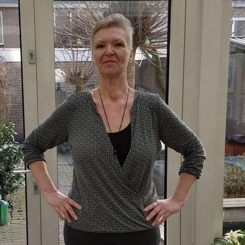 Marlène van den Oetelaar na